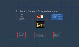 Manipulation Through Advertising