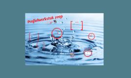 Profielwerkstuk zeep