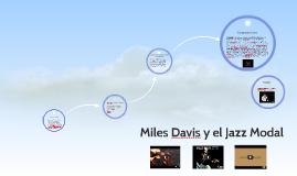 Copy of Miles Davis y el Jazz Modal