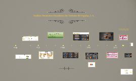 Análisis financiero Paradores de España, S.A