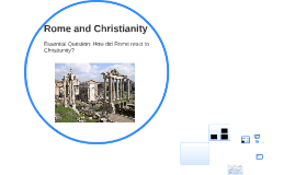 DeYoung Rome and Christianity