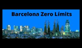 Barcelona Zero Limits Turisme