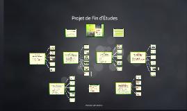 Copy of Projet de Fin d'Études