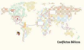 Conflictos bélicos