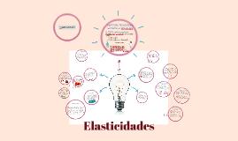ELASTICIDADES
