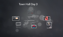 Town Hall Day 3