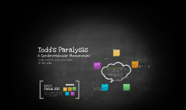 copy of todd's paralysis by matilda bierlein on prezi, Skeleton