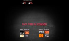 OLIKA DEMOKRATITYPER