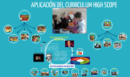 MODELO CURRICULAR HIGH SCOPE