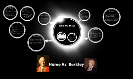 Copy of Hume Vs. Berkley