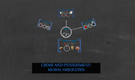 CRIME AND PUNISHMENT: MORAL ABSOLUTES