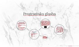 Programska glasba