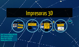 Copy of Impresoras 3D