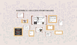 ASSEMBLY 1 SUCCESS STORY BOARD