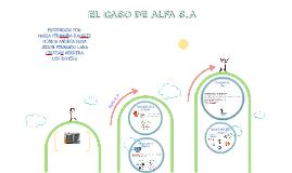 Copy of EL CASO DE ALFA S.A