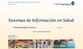 Sistemas de Información en Salud para CEGES Salta