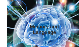 Memory and Language
