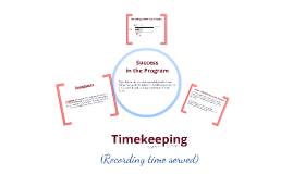 Time Keeping