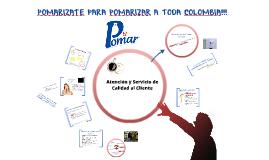 Servicio al Cliente - Entregadores Pomar