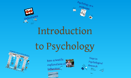 Copy of Introduction to Psychology