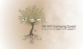 SBI 4U1: Camping Quest