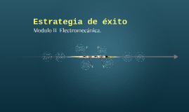 Estrategia de exito