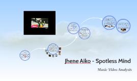 Jhene Aiko - Spotless Mind