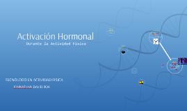 Activacion Hormonal