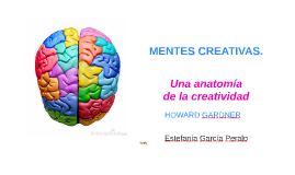 Copy of MENTES CREATIVAS.