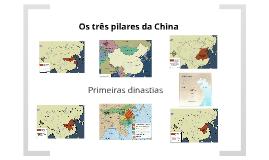 Os três pilates da  China aula 1