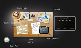 STEM Syllabus
