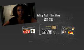 Policy Pool - Hamilton
