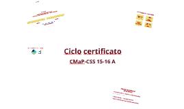 Presentazione ciclo certificato 15_16A