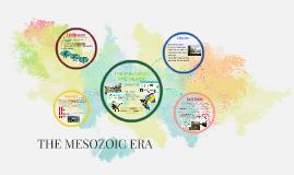 THE MESOZOIC
