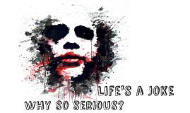 Life's a Joke,