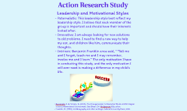 Action Research Study