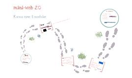 Mini web 2.0
