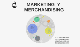 MARKETING  Y  MERCHANDISING