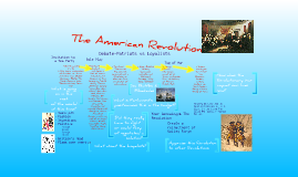 Copy of Topic of Study: American Revolution
