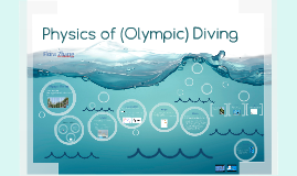physics of diving