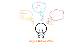 Sugar, Salt and Fats