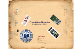 Copy of Project Based Learning