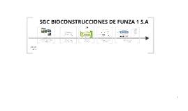 SGC BIOCONSTRUCCIONES DE FUNZA 1 S.A
