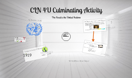 CLN 4U Culminating Activity