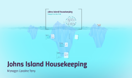 Johns Island Housekeeping