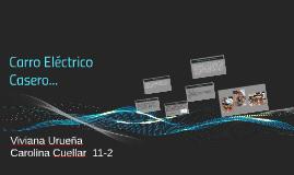 Copy of Carro Electrico Casero...