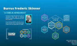 Teoria Del Reforzamiento - Burrus Frederic Skinner