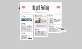 Delphi Polling