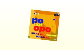 PO at OPO : sikat ang batang magalang