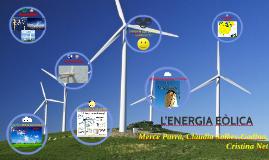 L'ENERGIA EÒLICA
